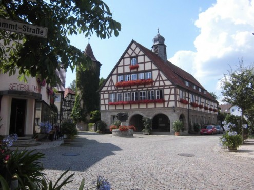Rathaus Niederstetten